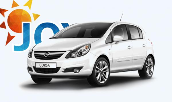 OPEL CORSA (or similar)