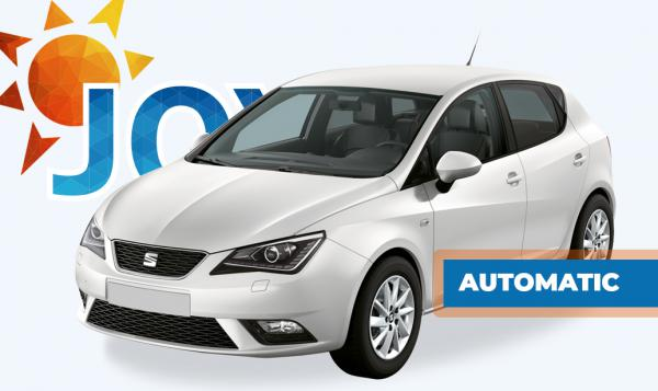 SEAT IBIZA TSI AUTOMATIC (or similar)